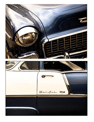 Photograph - Classic Duo 5 by Ryan Weddle
