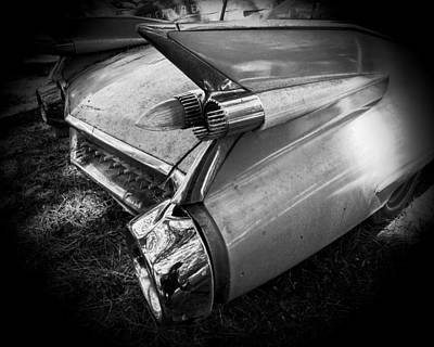 Photograph - Classic Fins by Alan Raasch