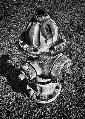 Photograph - Classic Fire Hydrant by Nathan Little