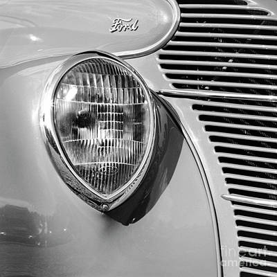 Photograph - Classic Ford by Patrick M Lynch
