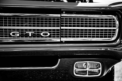 Photograph - Classic Gto by Karol Livote