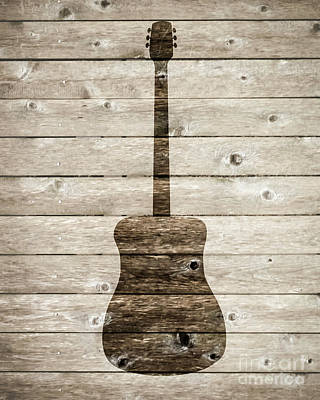 Photograph - Classic Guitar by Andrea Anderegg