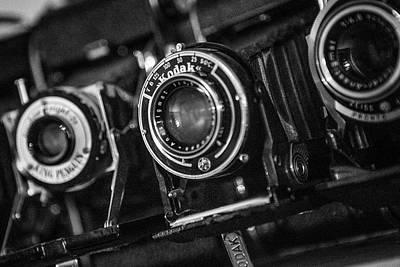 Photograph - Classic Kodak by David Hare