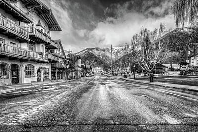 Photograph - Classic Leavenworth by Spencer McDonald