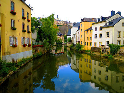 Brindle Photograph - Classic Luxembourg by Scott Brindle