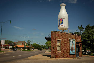 Photograph - Classic Milk by Ricky Barnard