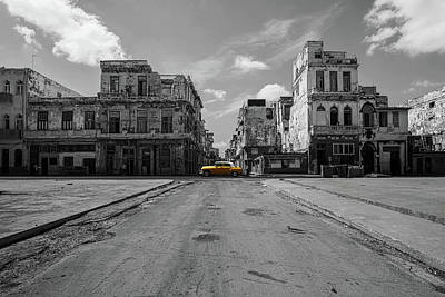 Photograph - Classic Of Havana by Unsplash