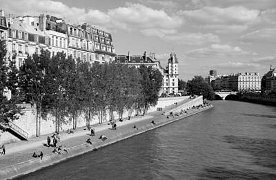 Book Quotes - Classic Paris 2b by Andrew Fare