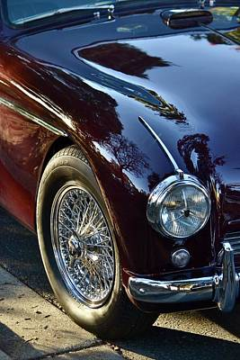 Photograph - Classic Sports Car by Dean Ferreira