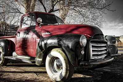 Photograph - Classic Two-tone by Mark David Gerson