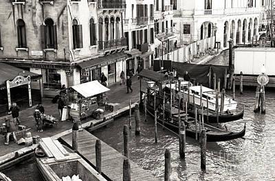 Photograph - Classic Venezia by John Rizzuto