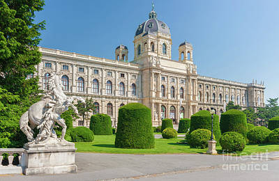 Photograph - Classic Vienna by JR Photography