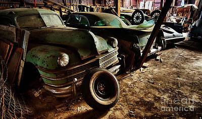 Photograph - Classical Gas 3 by Bob Christopher
