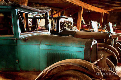 Photograph - Classical Gas 8 by Bob Christopher
