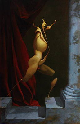 Painting - Classical Torso Not by Jim Thiesen