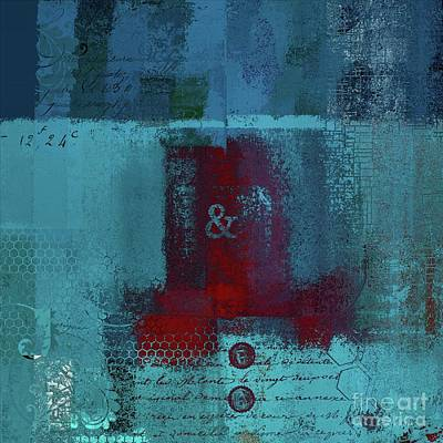 Digital Art - Classico - S03b by Variance Collections