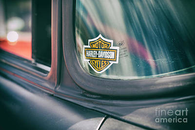 Chevrolet Pickup Photograph - Classics by Tim Gainey