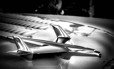 Photograph - Classy In Chrome by Mark David Gerson