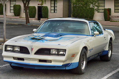 Photograph - Classy Trans Am by Bill Dutting