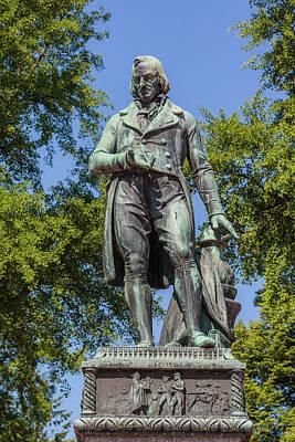 Claude Louis Berthollet Monument Art Print by Ken Welsh