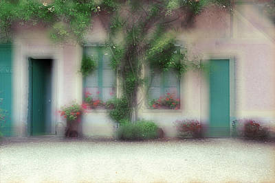 Photograph - At Claude Monet's Neighborhood by Dubi Roman