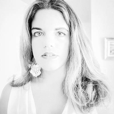 Photograph - Claudia June 2015 by Pablo Avanzini