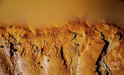 Photograph - Clay Abstract #1 by Lexa Harpell