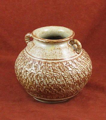 Ceramic Art - Clay Pot by Judy  Hensley