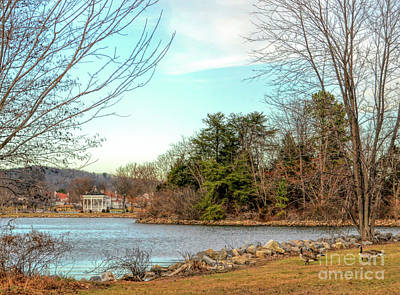 Photograph - Claytor Lake State Park Landscape by Kerri Farley