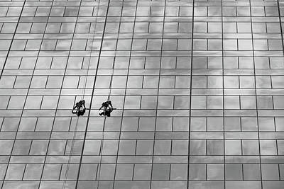 Photograph - Clean Windows #2 by Yvette Van Teeffelen