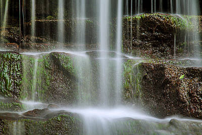 Waterfall Photograph - Cleanse Me by Az Jackson