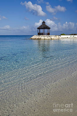 Photograph - Clear Blue Waters by Dee Cresswell