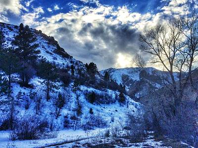 Photograph - Clear Creek Canyon by Dan Miller