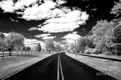 Photograph - Clear Day Infrared by John Rizzuto