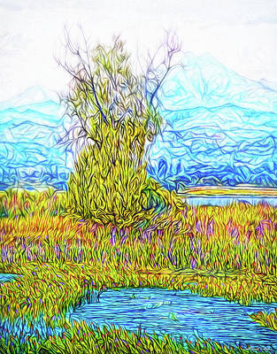 Digital Art - Clear Day Moment by Joel Bruce Wallach
