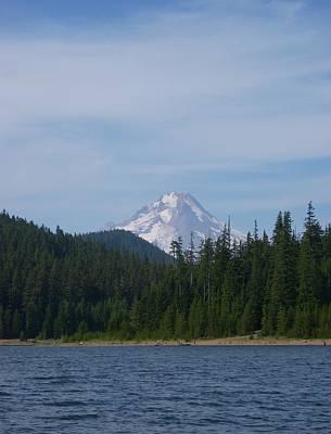 Photograph - Clear Lake by Sara Stevenson