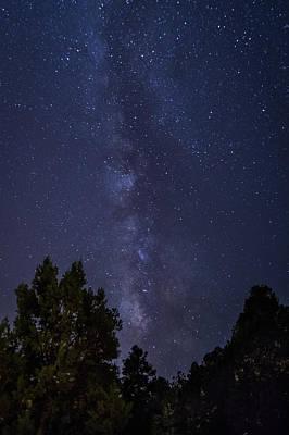 Photograph - Clear Night In Ruidoso by Brandon Green