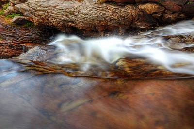 Photograph - Clear River by David Andersen