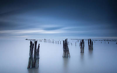 Photograph - Clear Void by Johnny Lam