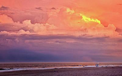 Photograph - Clearing Coastal Storm by Carolyn Derstine