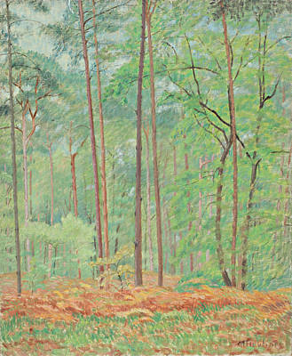 Clearing Painting - Clearing by Ernest Moulines