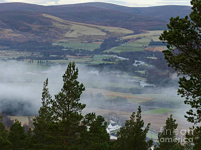 Photograph - Mist At Tormore  by Phil Banks