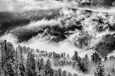 Photograph - Clearing Of Winter Storm by Greg Nyquist
