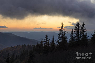 Photograph - Clearing Storm - D009550 by Daniel Dempster