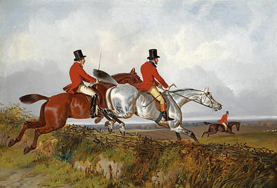 Painting - Clearing The Bank by John Dalby