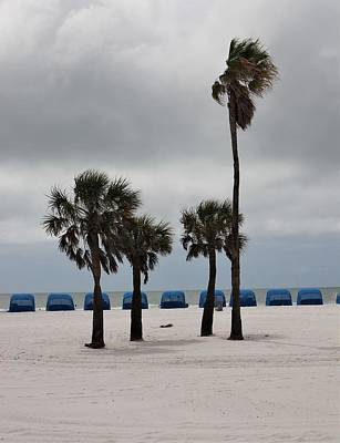 Photograph - Clearwater Beach by Christopher James