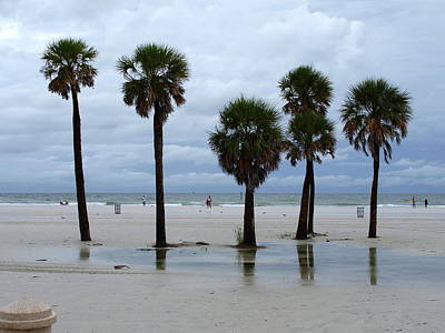 Photograph - Clearwater Beach by James Granberry