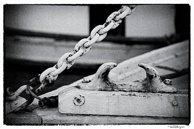 Photograph - Cleat by Travis Burgess