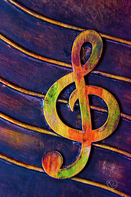 Photograph - Clef by Pamela Williams