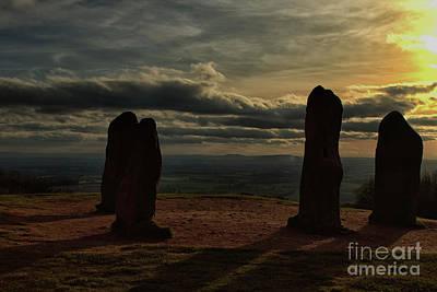 Photograph - Clent Hills Folly by Baggieoldboy